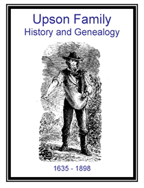 Upson Family History and Genealogy | eBooks | History