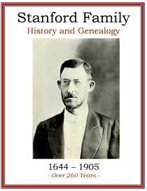 Stanford Family History and Genealogy | eBooks | History