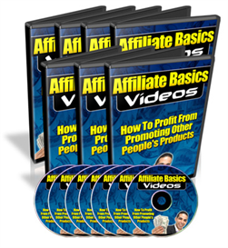 Affiliate Basics Video | Movies and Videos | Miscellaneous