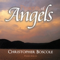 angel of bliss, solo  piano sheet music, christopher boscole
