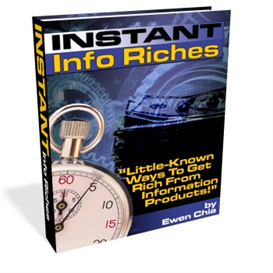Instant Info Riches | eBooks | Internet