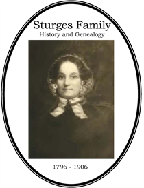 sturges family history and genealogy