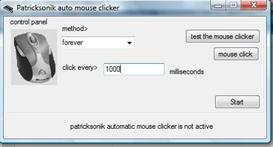 Patricksonik auto mouse & keyboard clicker english WIN