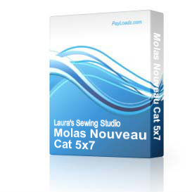 Molas Nouveau Cat 5x7 | Software | Design