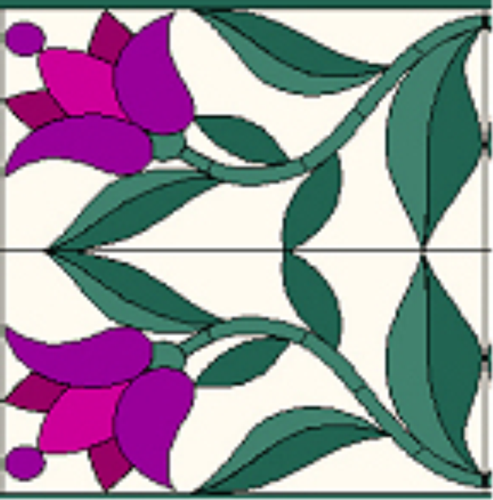 First Additional product image for - Tulips Collection by Laura DST