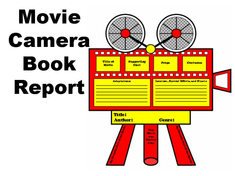 movie maker book report Movie maker: the ultimate guide to making films: tim grabham, suridh hassan, dave reeve, clare richards, garry parsons: 9780763649494: books - amazon ca.