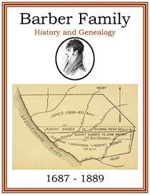 Barber Family History and Genealogy | eBooks | History