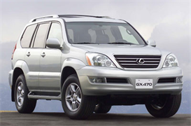 2006 Lexus GX470 MVMA | eBooks | Automotive