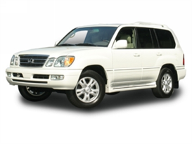 2006 Lexus LX470 MVMA | eBooks | Automotive