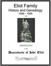 Eliot Family History and Genealogy | eBooks | History