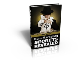 Bum Marketing | eBooks | Business and Money