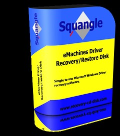 eMachines EL1600 Vista drivers restore disk recovery cd driver download exe | Software | Utilities