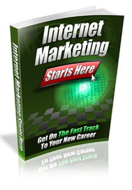 Internet Marketing Starts Here | eBooks | Business and Money