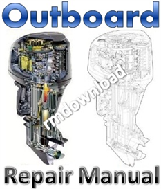 Johnson Evinrude 1956-1970 1,5-40hp Outboard Repair Manual | eBooks | Technical