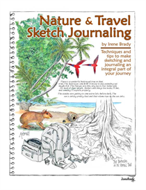 nature & travel sketch journaling