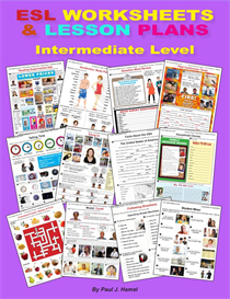 Esl Worksheets And Lesson Plans, Intermediate Level, E-Book 2 | eBooks | Education