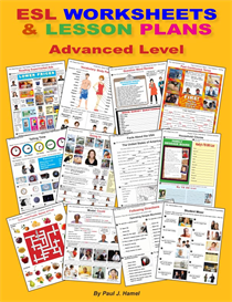 Esl Worksheets And Lesson Plans, Advanced Level, E-Book 3 | eBooks | Education
