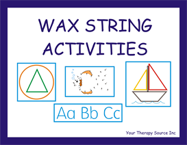 Wax String Activities | eBooks | Education