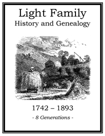 Light Family History and Genealogy | eBooks | History