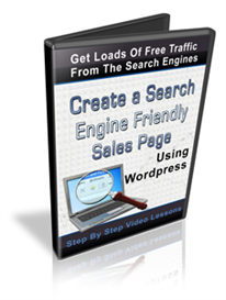 Create a Sales Page | Movies and Videos | Educational