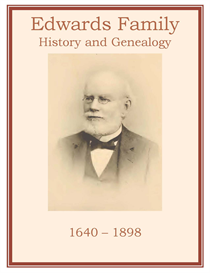 Edwards Family History and Genealogy | eBooks | History