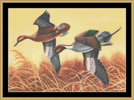 Golden Flight - Cross Stitch Download | Crafting | Cross-Stitch | Other