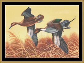 Golden Flight - Cross Stitch Download | Crafting | Cross-Stitch | Other