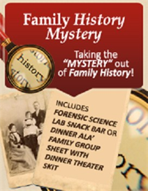 Family History Mystery | eBooks | Religion and Spirituality
