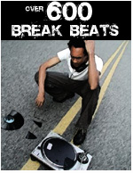 over 600 Break Beats | Software | Add-Ons and Plug-ins