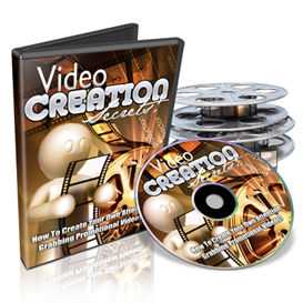 Video Creation Secrets | Movies and Videos | Educational