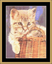 Four Eyes - Cross Stitch Download | Crafting | Cross-Stitch | Other