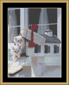 In The Mail - Cross Stitch Download | Crafting | Cross-Stitch | Other