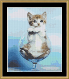 Soft Drink - Cross Stitch Download | Crafting | Cross-Stitch | Other