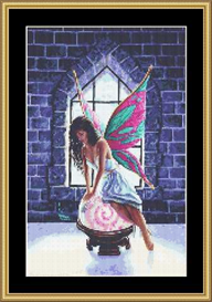 Crystal Morning - Cross Stitch Download   Crafting   Cross-Stitch   Other