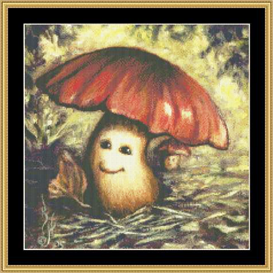 Shroom I - Cross Stitch Download | Crafting | Cross-Stitch | Other