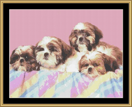 Over The Rainbow - Cross Stitch Download | Crafting | Cross-Stitch | Other