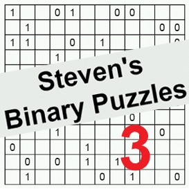 binary puzzles 03