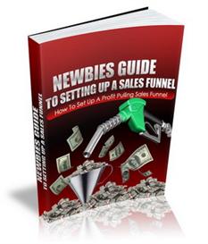 Newbie Sales Funnel | eBooks | Internet
