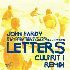 John Hardy - Letters (Culprit 1 Remix) | Music | Electronica
