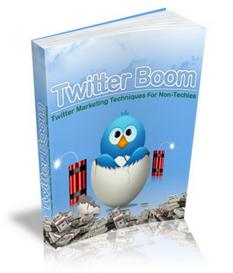Twitter Boom | eBooks | Internet