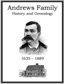 Andrews Family History and Genealogy | eBooks | History