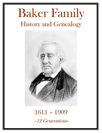 Baker Family History and Genealogy | eBooks | History