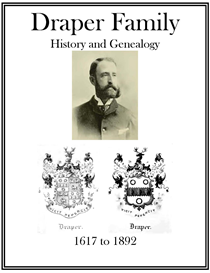 Draper Family History and Genealogy | eBooks | History