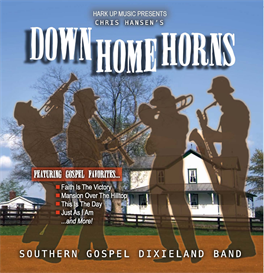 Down Home Horns Instrumental CD 2010 | Music | Gospel and Spiritual