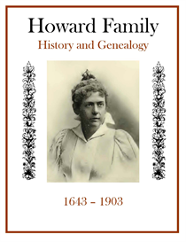 Howard Family History and Genealogy | eBooks | History