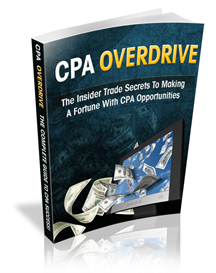 CPA Overdrive | eBooks | Business and Money
