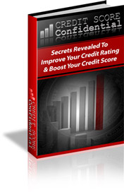 Credit Score Confidential | eBooks | Business and Money