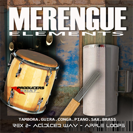 Merengue Elements | Software | Add-Ons and Plug-ins
