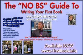 The NO BS Guide To Writing Your First Book | Audio Books | Self-help