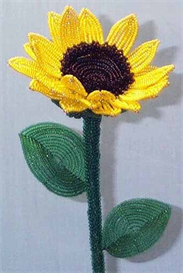 sunflower (small) pattern